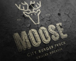 Moose. City Burger Club.